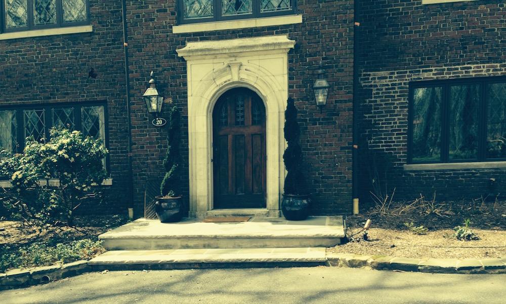 Montclair NJ landscape designer revives curb appeal