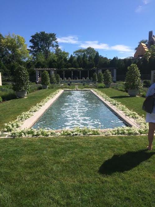 blue gardens pool