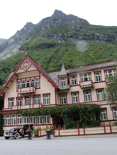 The Hotel Union Oye, Norway
