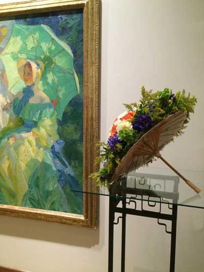 Flowers by Cynthia-Corhan Aitken