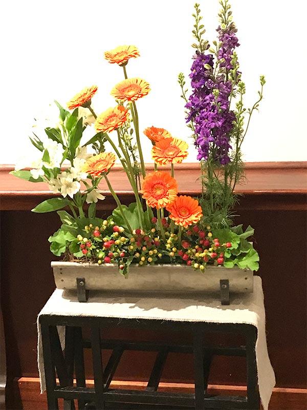 Floral Design Art